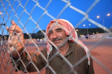 syria: Gaziantep, T�rkei-April 25: Die Fl�chtlinge werden in Lager, die aus Syrien in die T�rkei geflohen sind platzieren. Zwei tousand syrische Fl�chtlinge lebt in Fl�chtlingslagern in der T�rkei