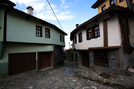 Cumalikizik Village in Bursa, Turkey  photo