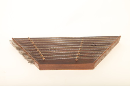 Santur is an Iranian hammered dulcimer