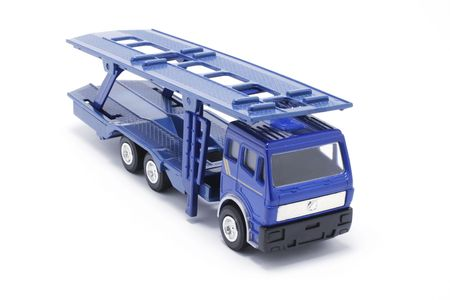 motorcars: Toy Truck Stock Photo