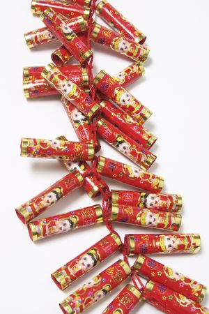 noises: Close Up of Fire Crackers