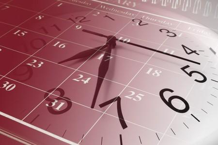 daylight savings time: Composite of Calendar and Clock
