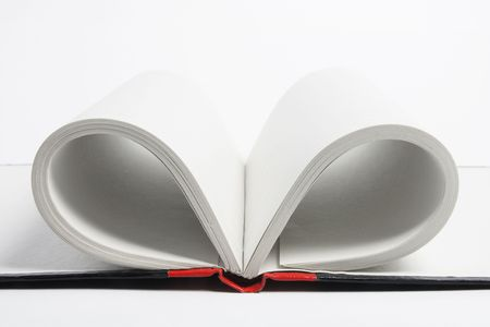hard cover: Close Up of Hard Cover Note Book
