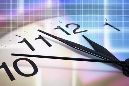 wall clock: Close Up of Wall Clock