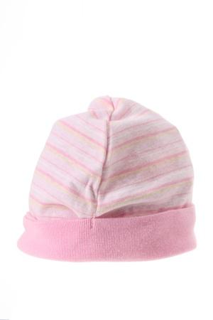 Baby Hat on White background Stock Photo - 13377401