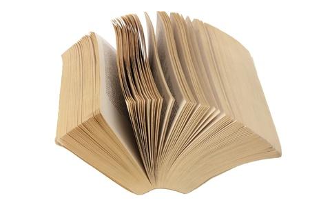 paperback: Brossura su sfondo bianco