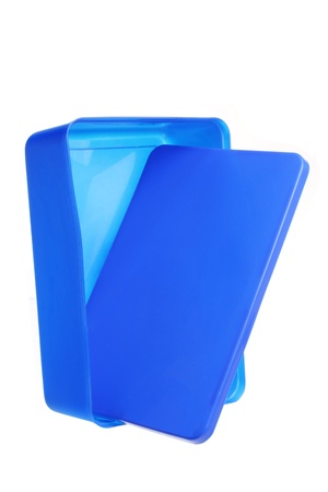 lunch box: Lunch Box on White Background