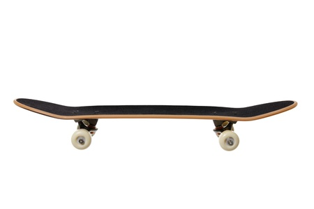Skate Board on White Background photo