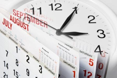 composite: Compuesto de p�ginas Calendario y Reloj