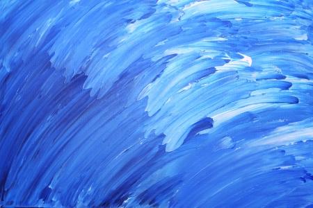 mottled background: Close Up of Acrylic Background Painting
