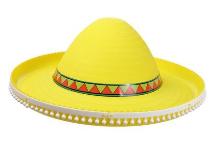 Sombrero on White Background photo