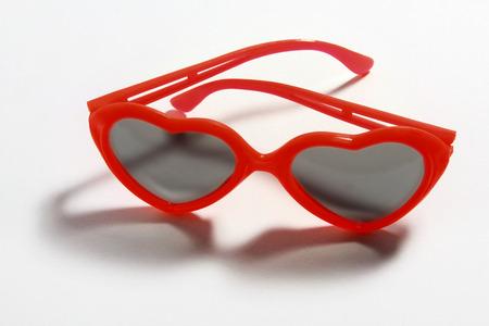 loveheart: Heart Shaped Sunglasses
