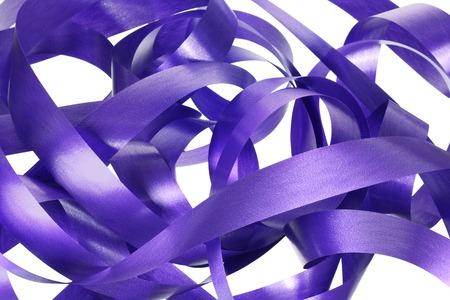 giftwrap: Close Up of Ribbon