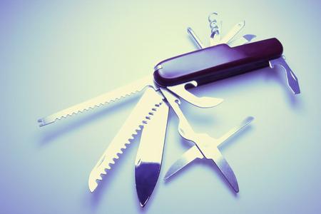 multipurpose: Multi-Purpose Tool Stock Photo