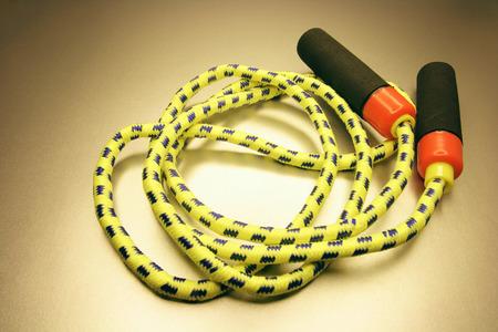 skipping rope: Skipping Rope Stock Photo