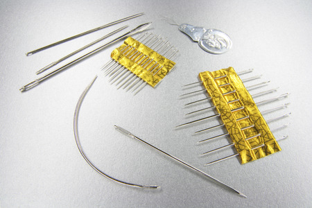 alteration: Sewing Needles