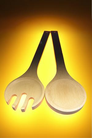 homeware: Wooden Utensils