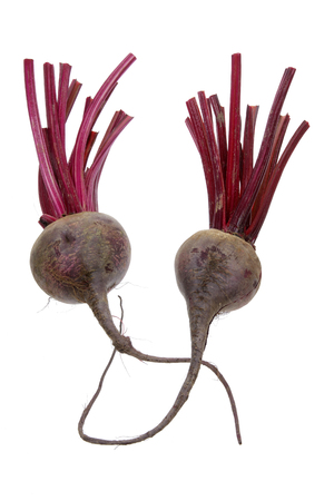beetroot: Beetroot on White Background