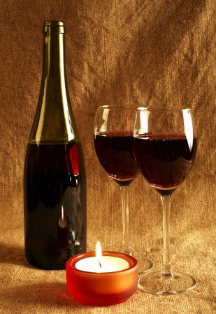 red wine Stock Photo - 4705022