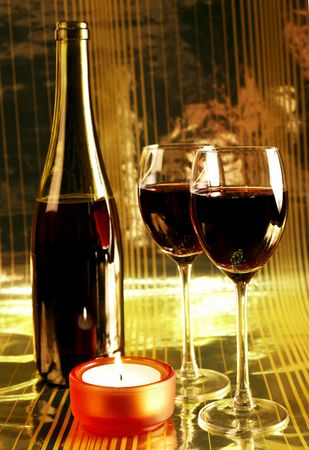 red wine Stock Photo - 4704977