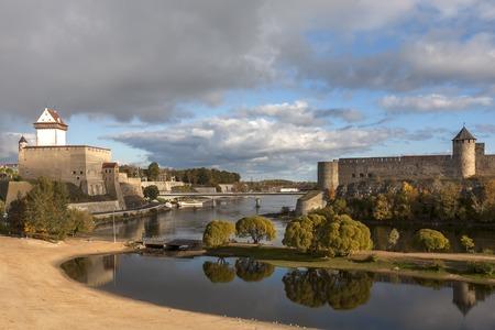 herman: Estonia, Narva, border with Russia