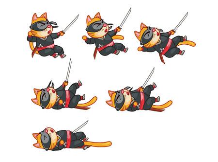 dying: Cat Ninja Dying