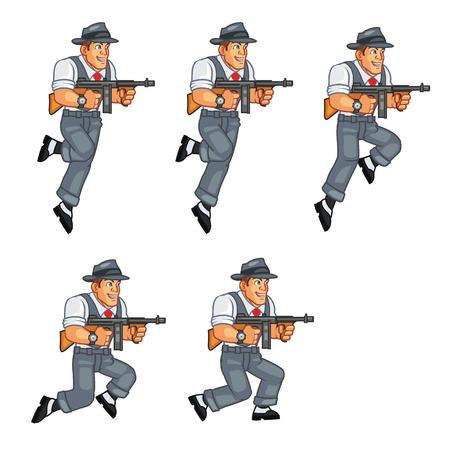 mobster: Mobster Jumping