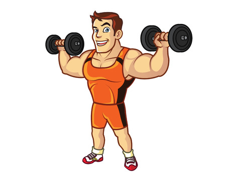 sportman: Sportman Illustration