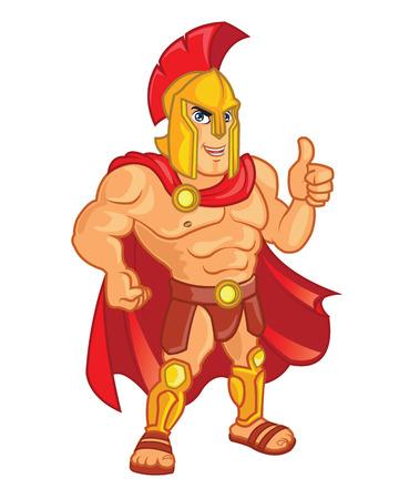 greek mythology: Spartan