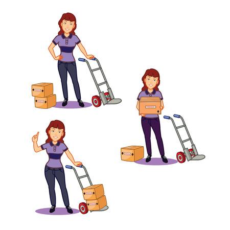 remover: Female Remover Staff