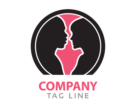 interracial: Interracial Relationship Logo