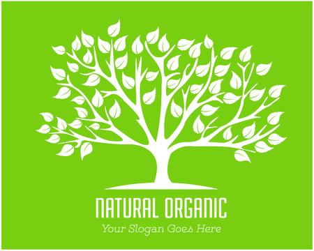logos de empresas: Extracto del árbol Plantilla del icono del logotipo Vectores