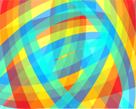 colorful abstract background: Abstract Colorful Background Illustration