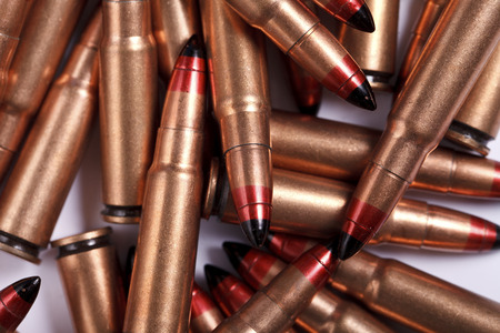 akm: bullets isolated, a lot of different shapes and symmetry