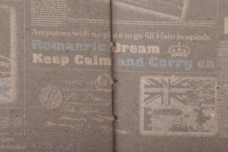 happenings: News paper vintage abstract background