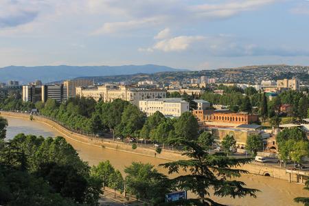 tbilisi: Panorama Tbilisi