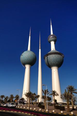 쿠웨이트 타워, 쿠웨이트 시티의 저수지