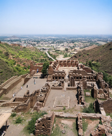 monastic site: Takht-i-Bhai Parthian archaeological site and Buddhist monastery, Pakistan