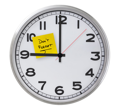 Clock With Don photo