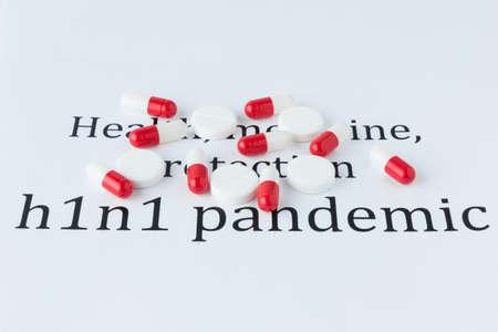 h1n1: Pills on h1n1