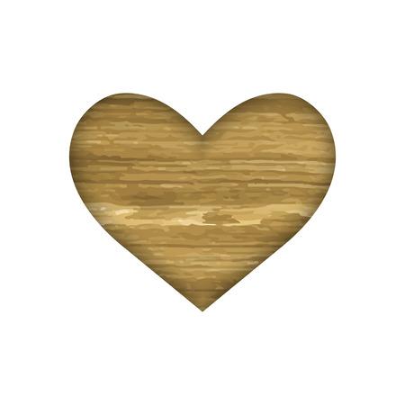 fourteen: Acrylic goldemn heart