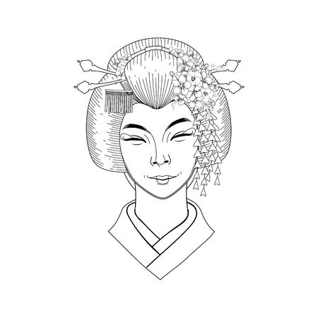 cute girl: Cute Asian girl.