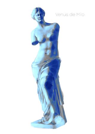 Venus de Milo sculpture Banque d'images - 105784440