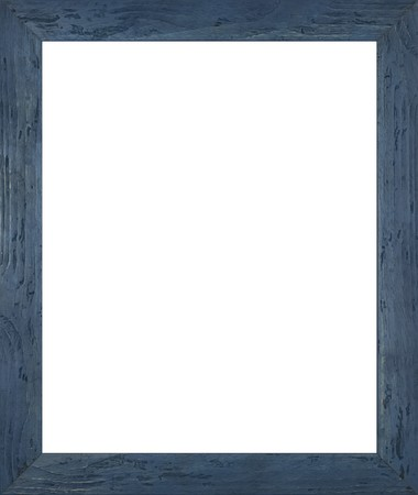 holder: Wooden frame for paintings or photographs. Stock Photo