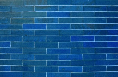 Detail of Portuguese glazed tiles. Stock Photo - 8033015