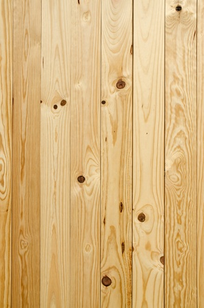 Vertical view of texture of pine wood background.