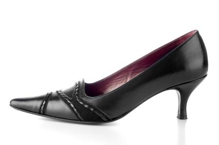 Stiletto shoe isolated on white background. Stock Photo - 12058097