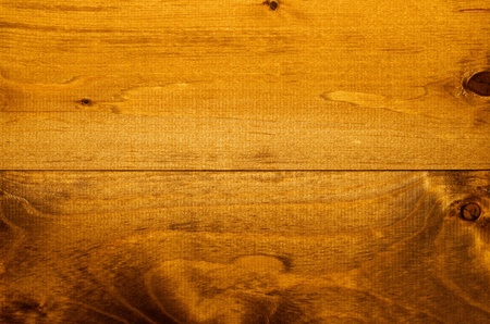 Varnished Wooden Panels background. photo