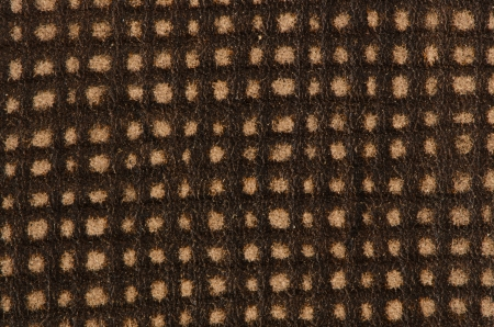 Closeup of abstract pattern on leather background. photo