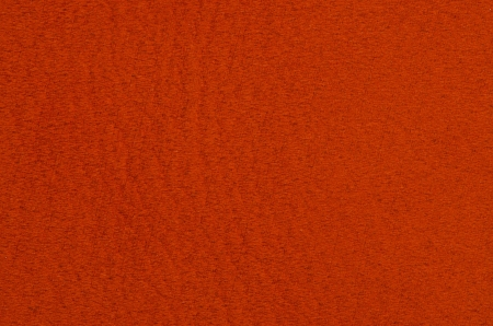 Orange leather texture background. photo